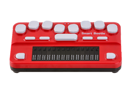 Línea Braille Smart Beetle 14 celdas