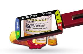Magnificador Ruby HD