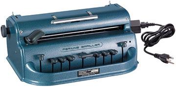 Máquina Braille Perkins Eléctrica Clásica